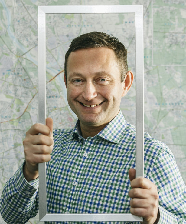 Paweł Rabiej Fot. Maksymilan Rigamonti