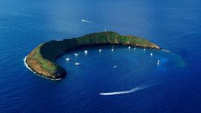 USA - Hawaje - Molokini