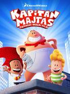 Kapitan Majtas: Pierwszy wielki film