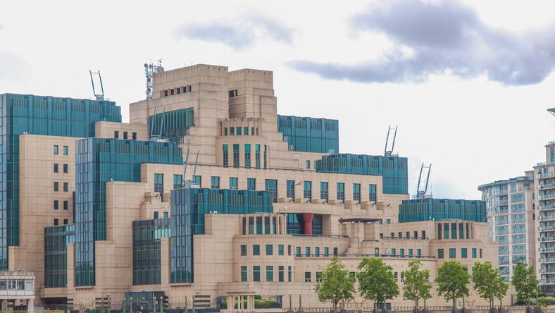 Siedziba MI6