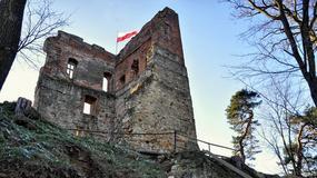 Sekrety zamku w Melsztynie
