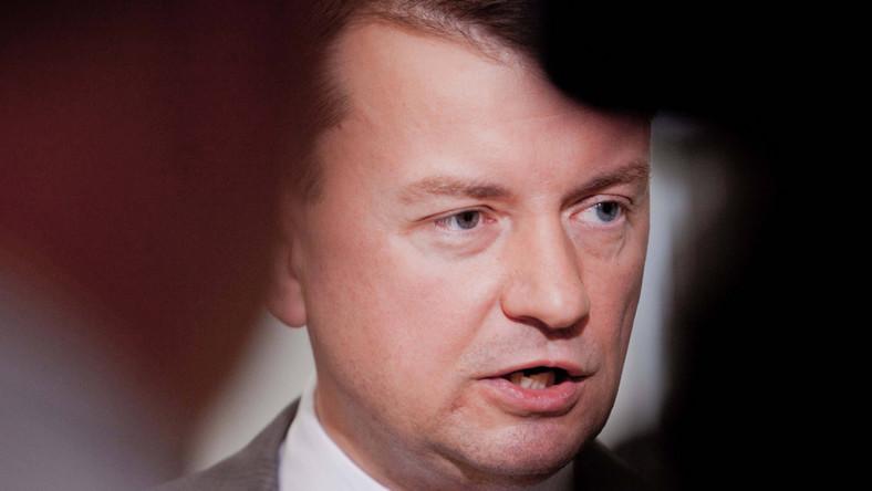 Błaszczak chce postawić Halickiego przed komisję etyki