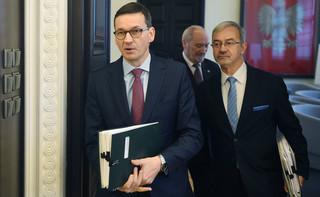 Zaremba: Morawiecki może skończyć jako wynajęty i zużyty komiwojażer, albo zostać liderem