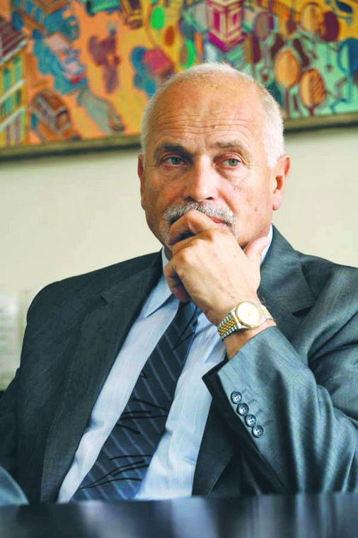 Marek Wierzbowski, prof. zw. dr hab., przewodniczący Komisji Kodyfikacyjnej Prawa Budowlanego