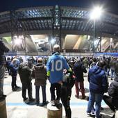 """NIKO NIJE OČEKIVAO OVAKO EKSPRESAN POTEZ Jedan od najlepših stadiona Evrope MENJA IME u """"Dijego Maradona"""", navijači se odmah okupili ispred kapija"""