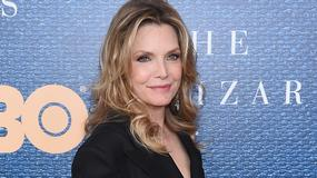 "Michelle Pfeiffer na premierze filmu ""The Wizard Of Lies"""