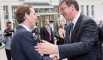 Vučić čestitao novom kancelaru Austrije i zavalio na podršci Srbiji
