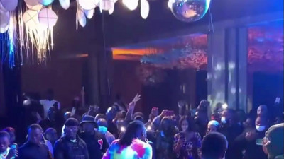 Highlights of Stonebwoy x Davido activate party