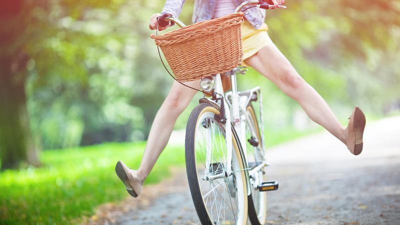 rowerem w mieście
