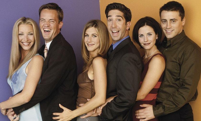 """25-lecie emisji pierwszego odcinka """"Przyjaciół"""""""