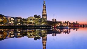 W. Brytania - wieżowiec Shard w Londynie