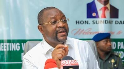 Sports minister Sunday Dare orders refund of N23M to IAAF to complete debt to the federation