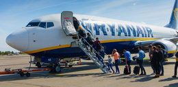 Dramat na pokładzie Ryanaira. Nie żyje pasażerka