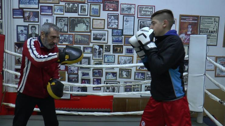 Sabac Semiz Aličić, bokser foto Mirjana Cvoric Gubelic (6)