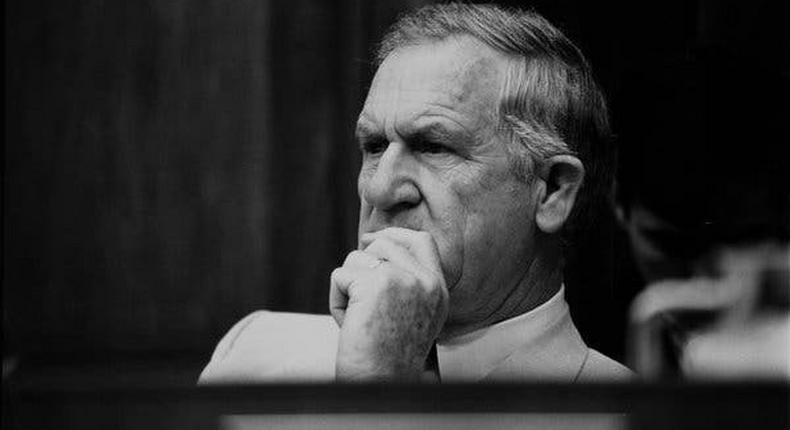 William Dannemeyer, California archconservative, dies at 89