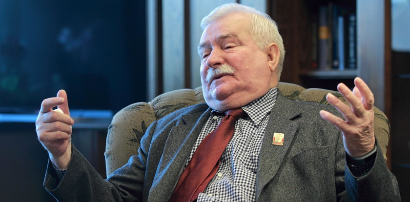 """Lech Wałęsa: """"Donald Tusk dobrze reprezentuje nasz kraj"""""""