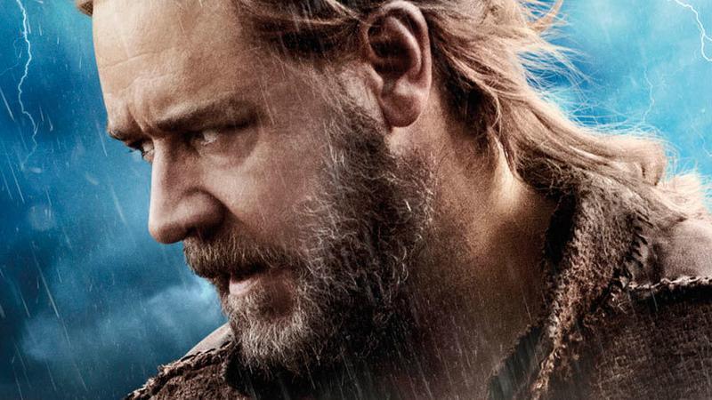 """""""Noe: wybrany przez Boga"""": plakaty"""