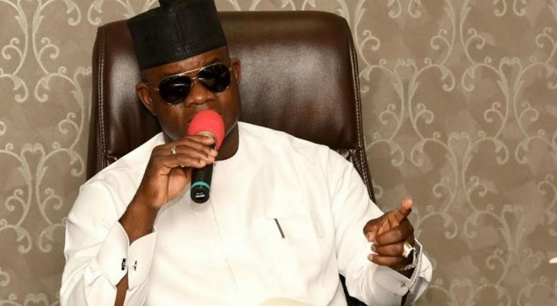 Yahaya Bello says Gov Wike might be the last PDP governor to join APC