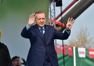 Erdogan: Atak na naszą gospodarkę to jak atak na wezwanie do modlitwy