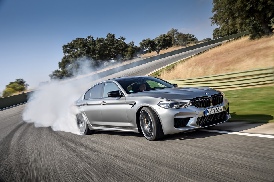 18. BMW M5 Competition xDrive