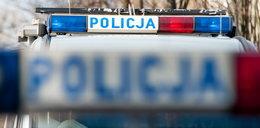 Pościg i strzelanina w Pruszczu Gdańskim. Kierowca próbował przejechać policjanta!