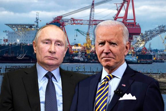 """""""KAO ŽABA U VRIJUĆOJ VODI"""" Putin je objavio energetski rat Evropi, a to mu je omogućio BAJDEN"""