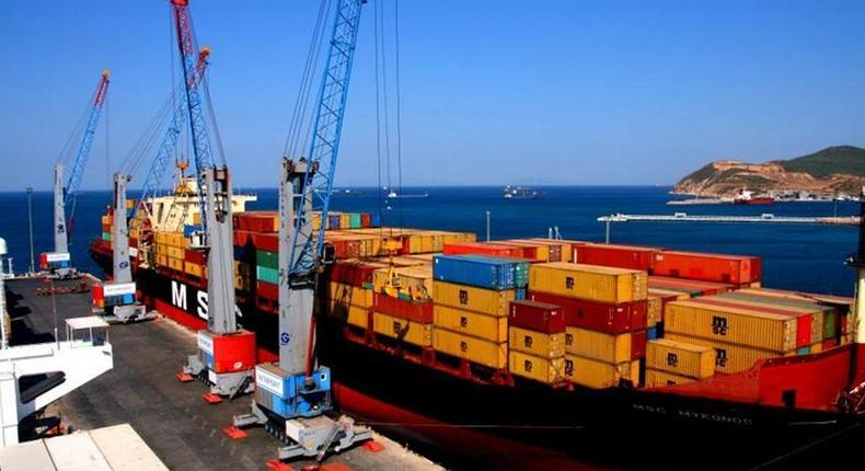 Data reveals how Ghana experienced a significant improvement in exports in 2018