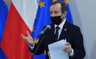 Grodzki: Senat przyspieszyłby prace, ale Sejm je wydłużył