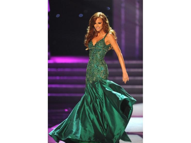Oto Miss USA 2011 - 21-letnia Alyssa Campanella.