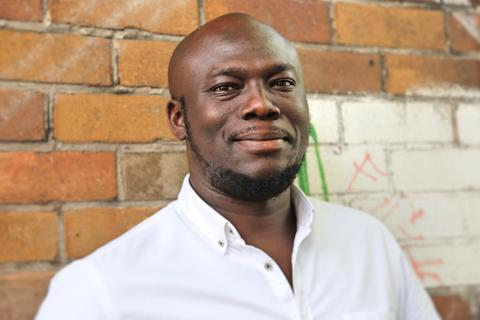 Elnathan John, author of Born on a Tuesday [The nerve africa]