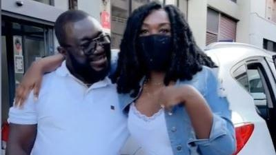 Dr Louisa meets former French teacher who flogged her for placing 6th in exams in France (WATCH)