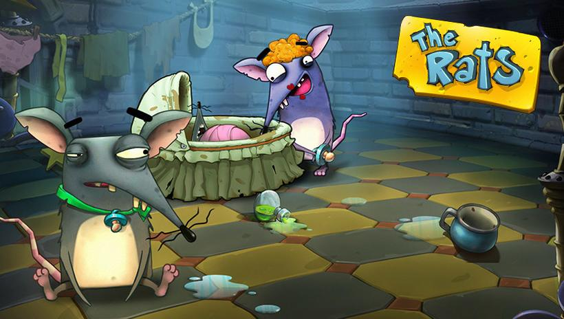 gameplanet The Rats Online