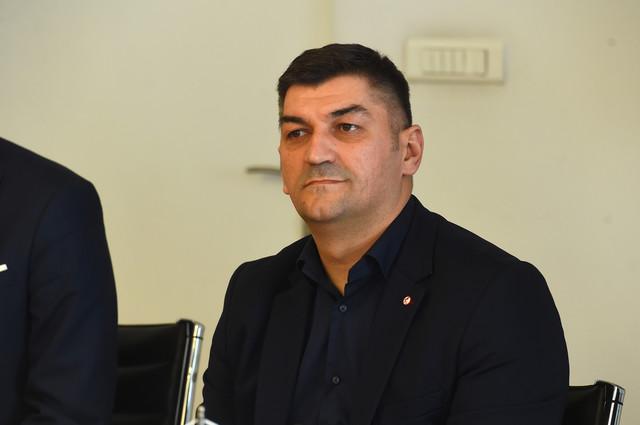 Vladica Gavrilović, osnivač i direktor Pokreta za decu TRI PLUS