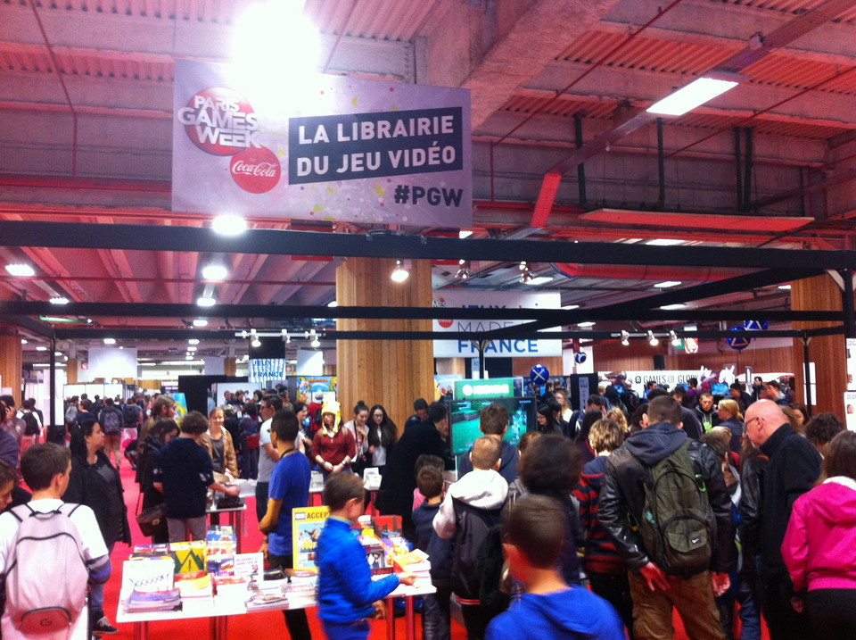 Paris Games Week/Game Connection 2015
