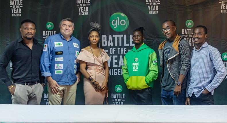 Unlimited excitement as Glo brings world's biggest dance competition, Battle of the Year, to Nigeria