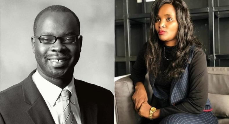 Ken Okoth's family claim Anne Thumbi refused to subject son to DNA test