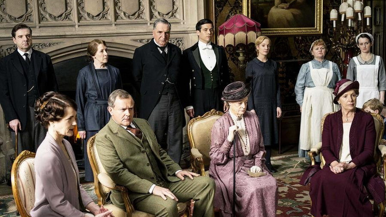 """Downton Abbey"" - kadr z serialu"