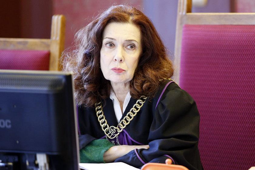 Sędzia Bożena Summer-Brason z Sądu Apelacyjnego w Katowicach