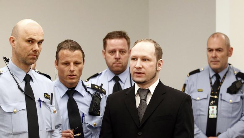 Breivik tłumaczy, dlaczego nie zabił Polaka