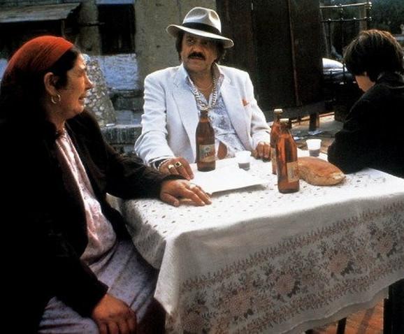 Bora Todorović u Kusturičinom filmu