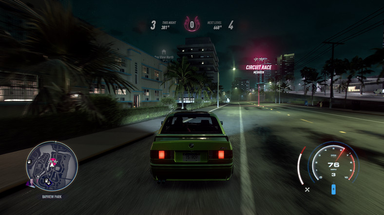 Need for Speed Heat - screenshot z wersji PS4