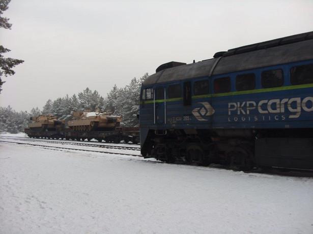 Przewoźnik PKP Cargo
