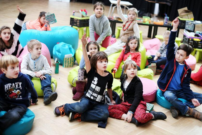 Warsztaty dla dzieci w Centrum Poznawczym