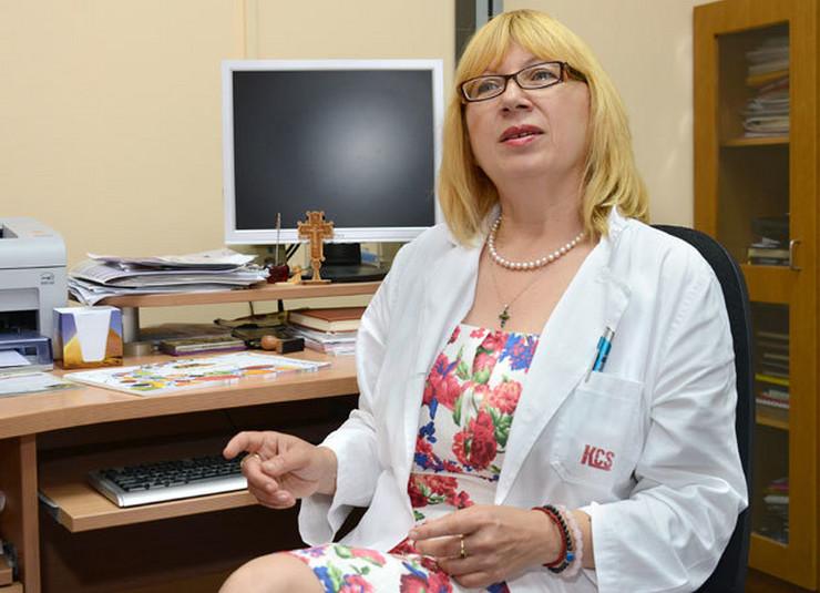 doktorka Vesna Dimitrijević Srećković