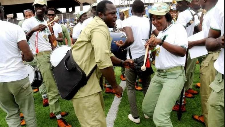 Some graduating students are eager to experience what NYSC camp is all about