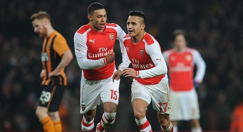 Arsenal have enough attacking options, insists Wenger