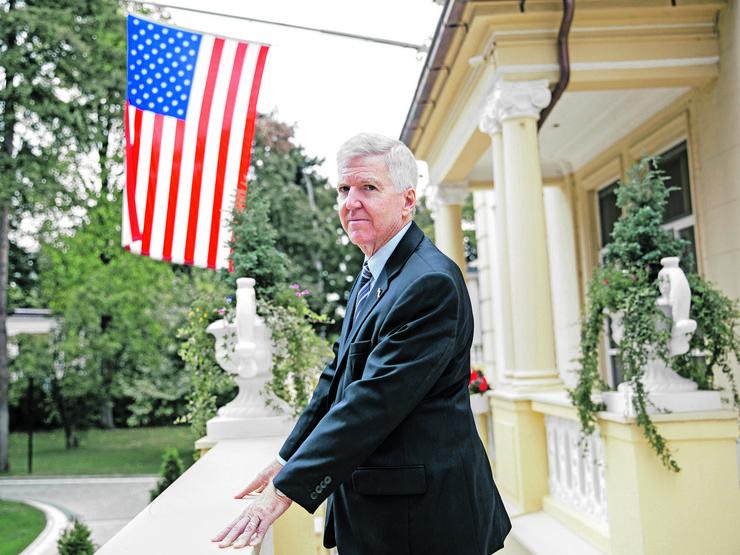 Kajl Skot ambasador SAD