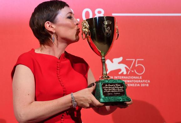 Najbolja glumica: Olivija Kolman
