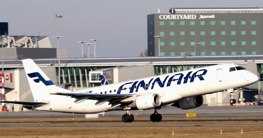 Finnair lata z trzech miast w Polsce do Helsinek. To lotnisko jest hubem, z którego przewoźnik lata m.in. do Azji