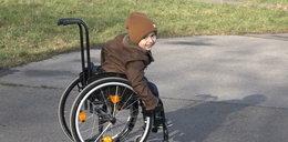 5-letni Arek wjechał wózkiem na Morskie Oko